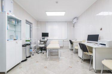 Интерьер клиники 10
