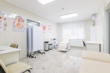 Интерьер клиники 11
