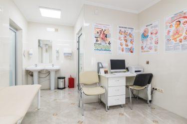 Интерьер клиники 12