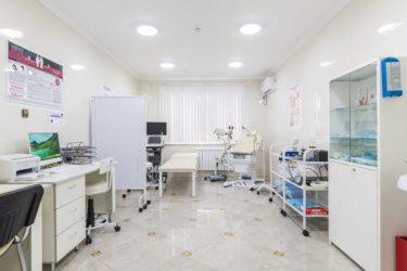 Интерьер клиники 6