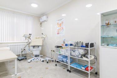 Интерьер клиники 7