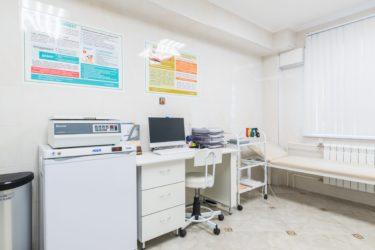 Интерьер клиники 9
