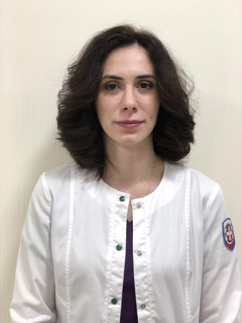 Евлоева  Хяди Саварбековна